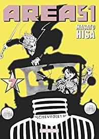 Area 51, tome 7 par Masato Hisa