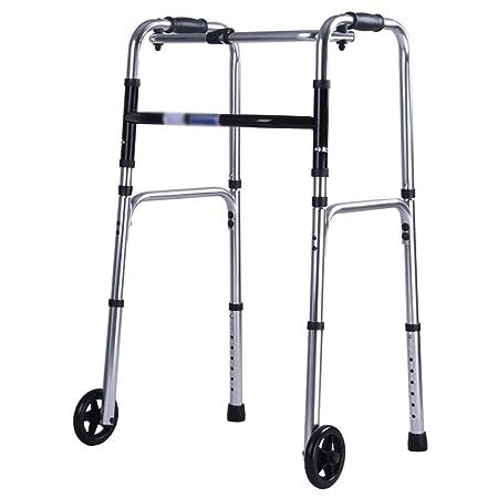 Andador discapacitado, Andador rodante con Rueda de aleación de ...
