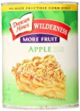 Wilderness More Fruit Apple Pie Filling and Topping, 21-Ounce (Pack of 6)