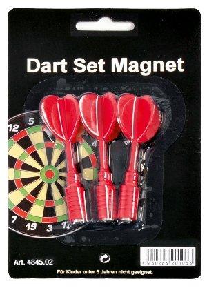 Magnet-Dart-Ersatzpfeile rot fougR4r