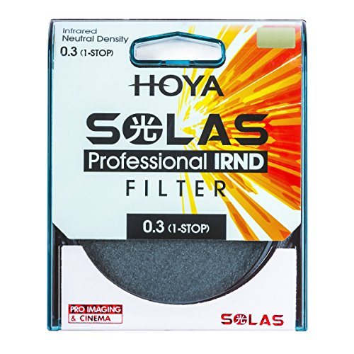 HOYA SOLAS 52mm ND-2 (0.3) 1 Stop IRND Neutral Density Filter MPN: XSL-52IRND03