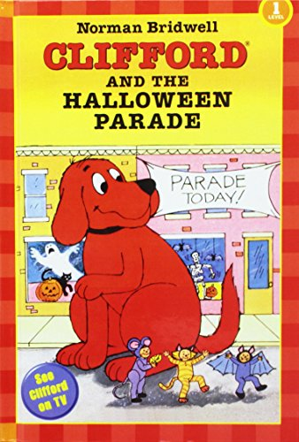 Clifford and the Halloween Parade (Hello Reader, Level -