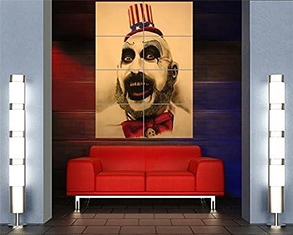Captain Spaulding The Devils Rejects Giant Poster Print