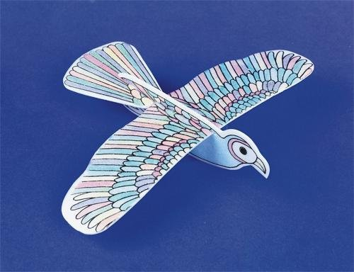 Foam Bird Gliders by S&S