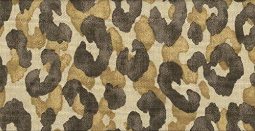 upholstery fabric animal print - 3