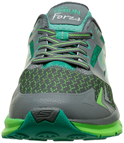 Skechers GO Run Forza - Zapatillas de running Hombre Gris (Ccgr)