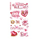 EK Success Sticko Seasonal Classic Stickers-Funny Valentine