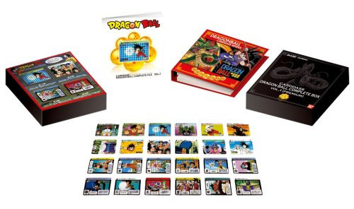 Carddass ドラゴンボール コンプリートボックス vol.1 premium B001GNBR84