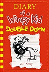 """The pressure's really piling up on Greg Heffley. His mom thinks video games are turning his brain to mush, so she wants her son to put down the controller and explore his """"creative side.""""  As if that's not scary enough, Halloween's just arou..."""