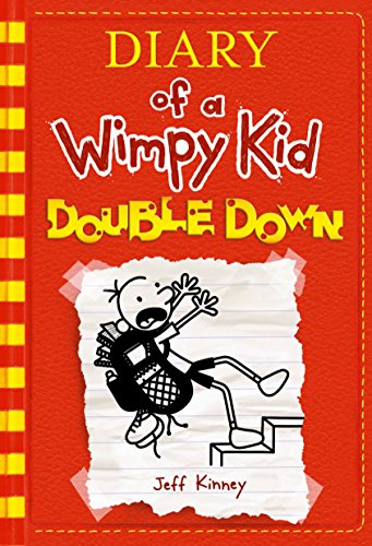 Double Down (Diary of a Wimpy Kid Book 11) by [Kinney, Jeff]