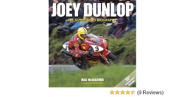 Joey Dunlop Isle of Mann TT Hoodie