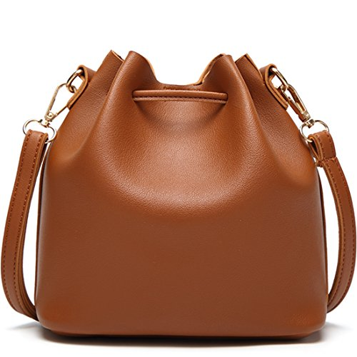 Brown Solobay Bag femme Bucket Sac TUqUrIxw