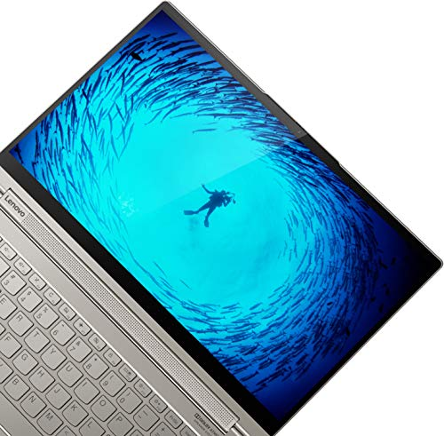 "2021 Lenovo Yoga C940 Flagship 2 in 1 Premium Laptop I 14""4K UHD IPS Touchscreen I Intel Quad-Core i7-1065G7 I 16GB DDR4 1TB SSD I Webcam Pen Backlit FP Thunderbolt Alexa Win 10 + Delca USB Toggle"