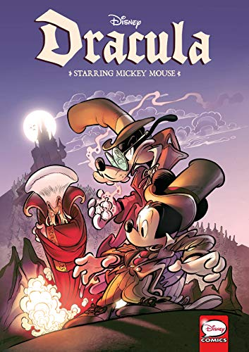 - Disney Dracula, starring Mickey Mouse (Graphic Novel)