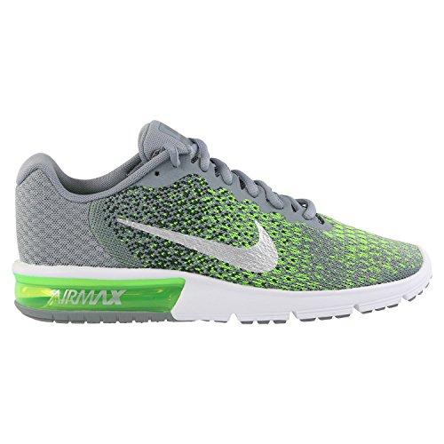 Nike Air Max Mannen Daaropvolgende 2 Loopschoenen Groen