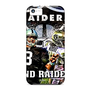Hladdy RYw3787mftV Case Cover Iphone 5c Protective Case Oakland Raiders