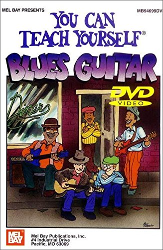 Download Mel Bay You Can Teach Yourself Blues Guitar PDF