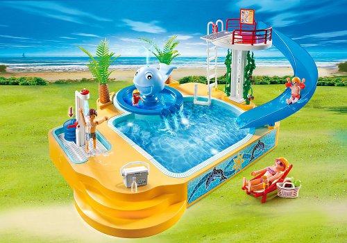 Image Gallery Playmobil Pool