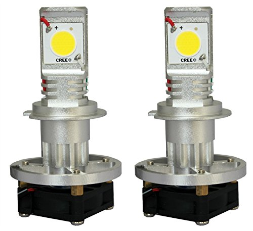 12V 24V NEW 50W CREE LED Head Light Head lamp KIT H4 H7 H8 H9 H119005 9006
