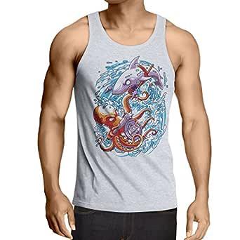 lepni.me Camisetas de Tirantes para Hombre para gobernar los Mares ...
