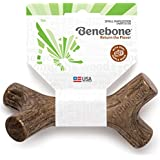 Benebone Maplestick Real Wood Durable Dog Stick Chew Toy, Made in USA, Small