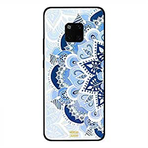 Huawei Mate 20 Pro Case Cover Floral Right Side