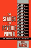 The Search for Psychic Power, C. E. M. Hansel, 0879755164