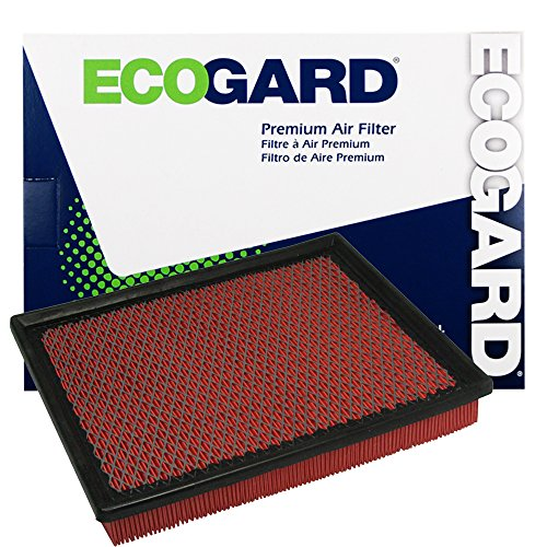 ECOGARD XA5552 Premium Engine Air Filter Fits 2004-2006 Pontiac GTO