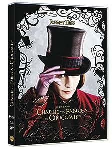 Charlie Y La Fábrica De Chocolate [DVD]: Amazon.es: Johnny
