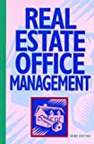 img - for Real Estate Office Management by Real Estate Brokerage Council (January 19,1996) book / textbook / text book