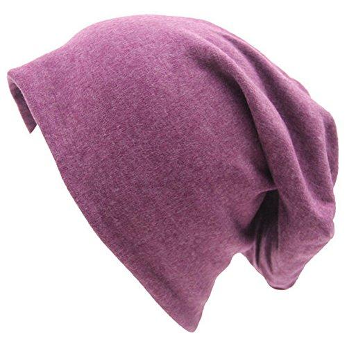 para Gorro Otoño Baggy Naranja mujeres Cap Invierno Morado gorra naranja hip Beanie Hat de Casual TININNA Unisex hop sombrero Slouch Cap hombres f0z0ax