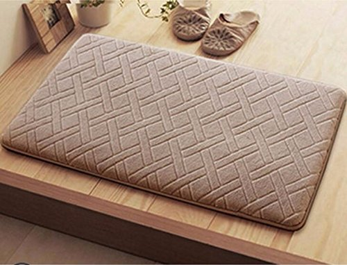 Door mat door mat bathroom mat lounge/kitchen area absorbent pad -4060cm a by ZYZX
