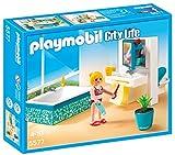 Playmobil - 5577 - Jeu De Construction - Salle De Bain Avec Baignoire
