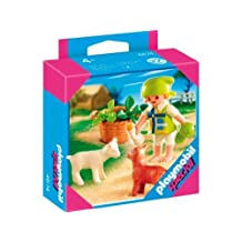 Playmobil special girl and the kid 4674