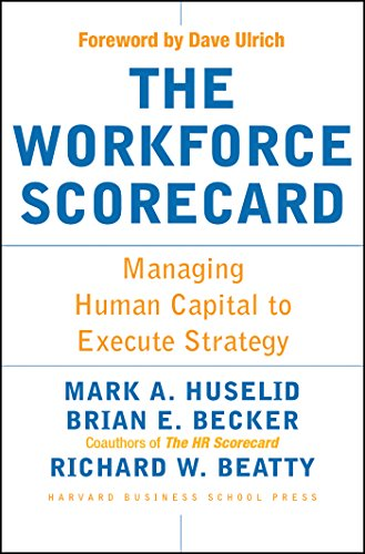 The Workforce Scorecard: Managing Human Capital To Execute Strategy (English Edition)