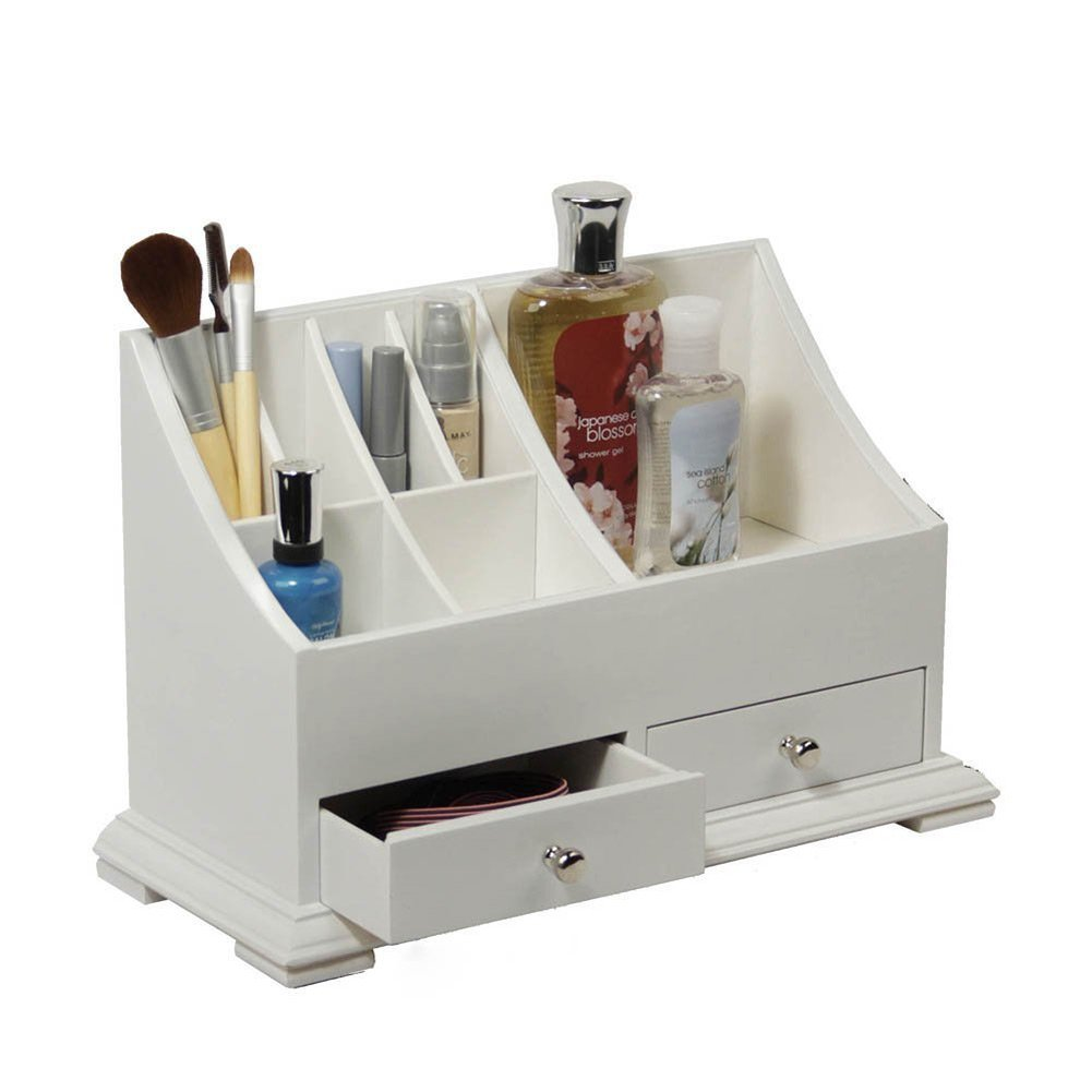 Amazon.com: Richards Homewares Personal Organizer - White - 14