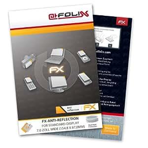 "atFoliX FX-Antireflex - Protector de pantalla para tablet (antirreflejos, 7""), transparente"