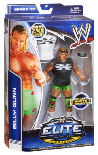 WWE Elite Collection Series #27 Billy Gunn Action Figure