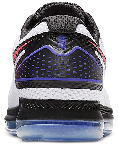 W 101 Femme 2 Chaussures blac Out Running de NIKE Low Red White Multicolore Solar Zoom All Compétition anvdvwZqH
