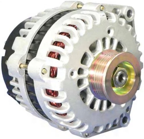 Velocity High Output Alternator 8301-250-HD27-3 - 250A High Output Alternator for GMC Yukon (250 3 Amp Battery 250/3)