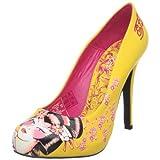 Ed Hardy Women's Haute Pump,Yellow-11SHA105W,5 M US