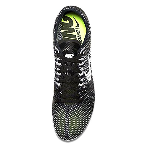 Nike Zoom Victory Distance Track Spikes Zapatos Para Hombre Talla 7 (negro, Blanco)