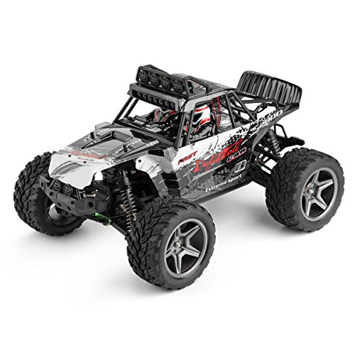 Costzon 1:12 4WD 2.4G Remote Control Off Road Car High Speed Racing Truck Buggy -