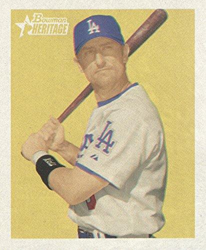 2006 Bowman Heritage Baseball Mini #173 Nomar Garciaparra LA Dodgers