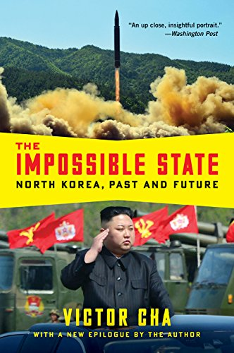 The Impossible State: North Korea, Past and Future cover
