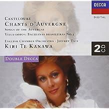 Canteloube: Chants D Auvergne/Villa - Lobos- Bachianas Brasileiras No. 5