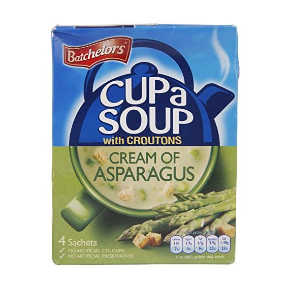 Batchelors Cup a Soup, Asparagus and Croutons, 117g