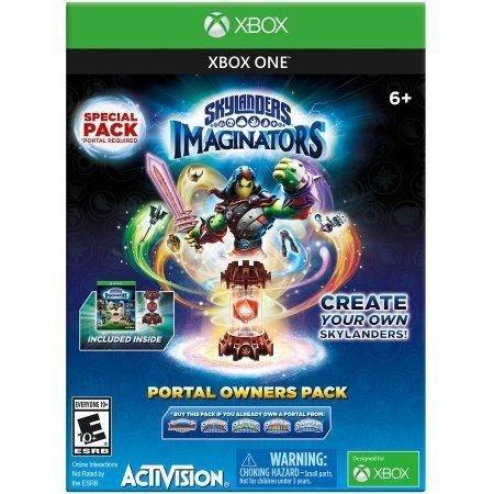 (Skylanders Imaginators Portal Owners Pack - XBOX ONE)