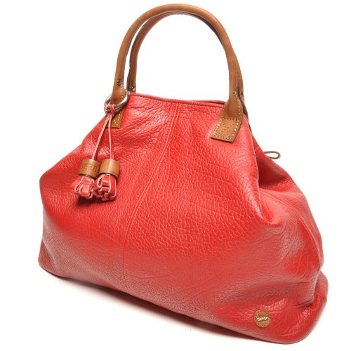 In 105 Chamonix Berba Handbag Red OwqXYwtW
