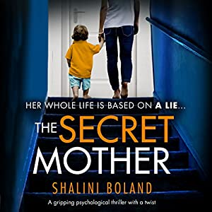The Secret Mother Audiobook